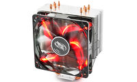 "DEEPCOOL Cooler ""GAMMAXX 400 Red"", Socket 775/1150/1151/2011 & AM4/FM2/AM3"