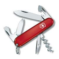 Нож Tourist 0.3603 The Original Swiss Army Knives, 84 мм, красный