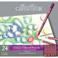 Набор цветных карандашуй 24  шт. Karmina Classic Creatacolor