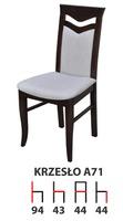 Деревянный стул A71