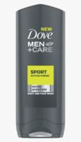 Gel de duş Dove Men Care Sport Active Fresh, 250 ml