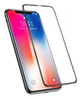 Sticlă de protecție Cover'X pentru iPhone XR 3D Curved Black
