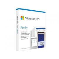 Microsoft 365 Family English Subscr 1YR