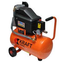 Компрессор 1800W 8 Bar  KT25L KraftTool