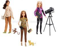 """Barbie GDM44 Кукла """"Исследовательница"""" в асс."""