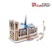 3D PUZZLE Notre Dame de Paris(France)