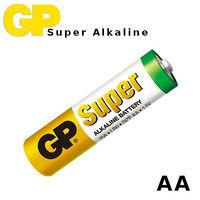 Батарейка GP Super Alkaline AA (LR06)