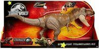 """Marea figură a lui T-Rex """"Atac și mușcătură"""" din filmul """"Lumea Jurassică"""""""