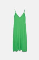 Платье ZARA Зеленый 0858/004/500