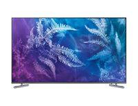 QLED TV Samsung QE55Q6FAMUXUA, Black