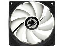 Ventilator carcasă PC GAMEMAX GMX-WFBK-WT, 120mm, 23,4dB, 46,5 CFM, 1200PM, lagăr hidraulic, PWM, 4 pini, alb