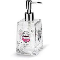 Дозатор для жидкого мыла Tatkraft ACRYL FUNNY CATS 12974