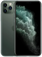 Apple iPhone 11 Pro 64GB, Midnight Green