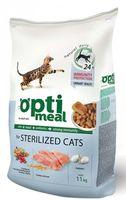 Optimeal «Защита иммунитета» Корм для стерилизованных кошек - 11 кг