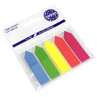 Notes adeziv plastic 12*50mm 5*25f