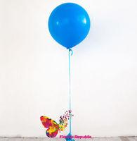 купить Большие шары на атласной ленте - Поштучно в Кишинёве