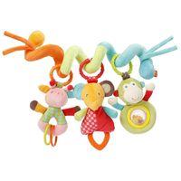 Подвесная игрушка спираль Сафари, код 41908