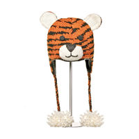 Шапка взрослая Knitwits Taz The Tiger Pilot Hat, А1599