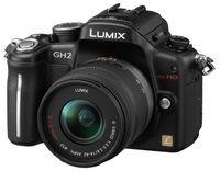 Фотоаппарат цифровой со сменной оптикой Panasonic DMC-GH2HEE-K
