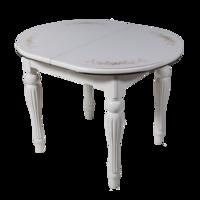 Раздвижной стол DT A11 белый