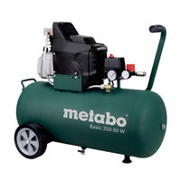 Compresorul METABO Basic250-50W