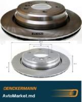 BMW E39 1996-2003 Тормознои диск задний