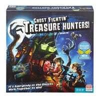 Mattel Ghost Fightin' Treasure Hunters (FBH20)