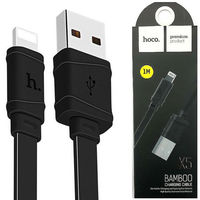 Hoco X5  Charging cable Apple 1M, Black