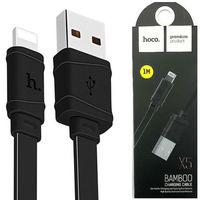 Hoco X5  Charging cable Apple 1M, Black