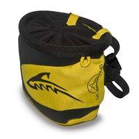 Мешок для магнезии La Sportiva Chalk Bag Shark, yellow, 19H