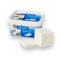 Double Cream AKADIA 400 g.