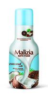 Гель для душа и пена для ванны Malizia Кокос 1000мл