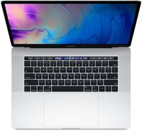 "купить APPLE MacBook Pro with Touch Bar (Early 2019) Silver, 15.4"" Retina IPS (Intel® Six Core™ i7 2.6-4.5GHz, 16GB DDR4 RAM, 256Gb SSD, AMD Radeon Pro 555X 4GB, 4xTB3, WiFi-AC/BT5.0, 10 hours, 720p Camera, Backlit KB, RUS, macOS Mojave, 1.83kg) в Кишинёве"