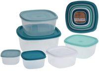 cumpără Recipiente pentru pastrarea produselor EH 6piese, plastic în Chișinău
