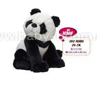 Artesania Beatriz 10306 Мягкая игрушка Панда 24 см