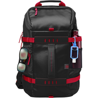"15.6"" NB Backpack - HP Odyssey, Black/Red"