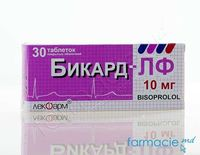 Bicard-LF comp. film. 10 mg N10x3  (Lekfarm)