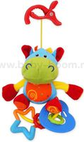 """Baby Mix EF-TE-9687 Игрушка для путешествий """"Hippo"""""""