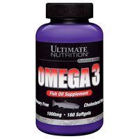 OMEGA 3 180 гелькапсул