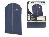Чехол для одежды 65X100cm тканевый, голубой