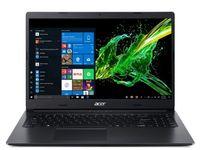 "ACER Aspire A315-54 Shale Black (NX.HEFEU.03N) 15.6"" FHD (Intel® Core™ i3-8145U 2xCore 2.1-3.9GHz, 4GB (1x4) DDR4 RAM, 256GB PCIe SSD, Intel® UHD Graphics 620, w/o DVD, WiFi-AC/BT, 2cell, 0.3MP webcam, RUS, Linux, 1.9kg)"