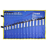 Набор ключей комбинированных (6-32мм) S&R