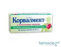Корвалмент, капсулы 100 мг 10x3