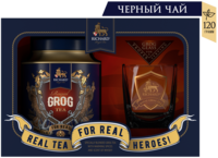 RICHARD  Royal Grog Tea Set 120 гр ж/б