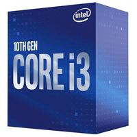 Процессор Intel Core i3-10100 Box