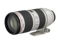 CANON EF 70-200mm f/2.8L IS II USM, чёрный