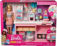 Barbie Bakery Set, cod GFP59