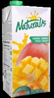 Naturalis напиток персик-манго 2 Л