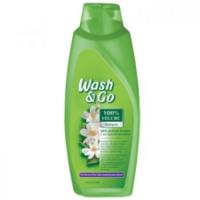 WashGo шампунь 2 в1 Jasmine Touch, 750мл
