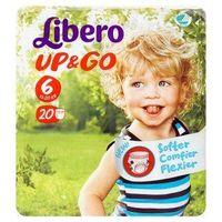 Libero трусики UPGO 6, 13-20кг. 20шт